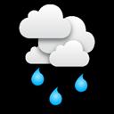 Light Rain Shower
